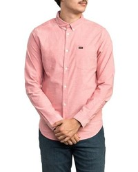 RVCA Thatll Do Stretch Woven Shirt