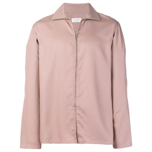Lemaire Zip Front Shirt
