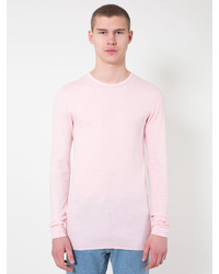 Pink Long Sleeve T-Shirts for Men | Men's Fashion