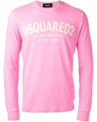 Men's Long Sleeve T-Shirts by DSQUARED2 | Men's Fashion