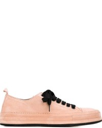 Pink low top sneakers original 3694974