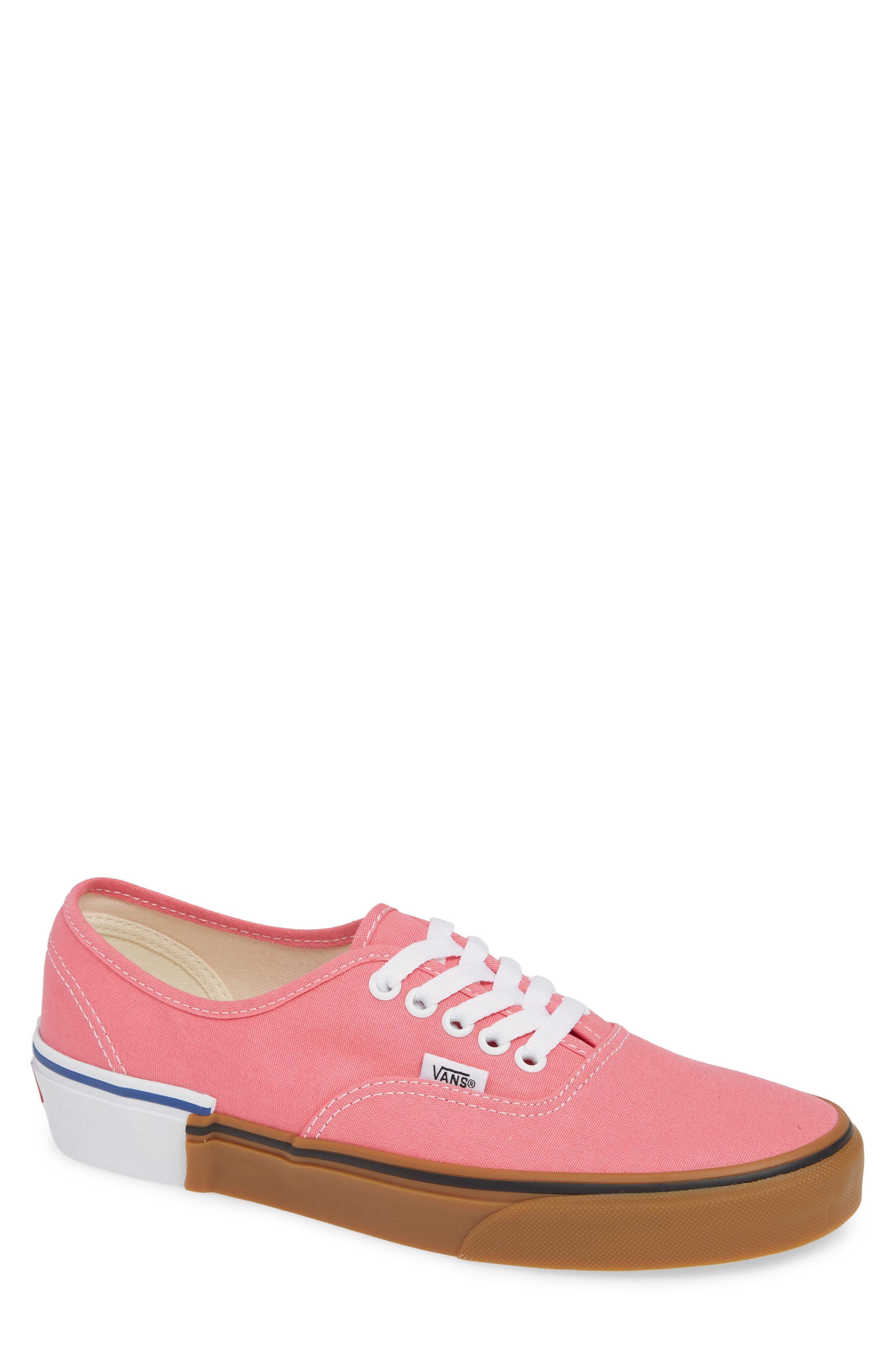 ... Vans Authentic Gum Block Sneaker aa7433e73
