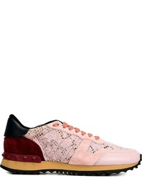 Valentino Garavani Rockrunner Lace Sneakers