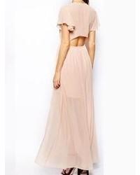 Pink maxi dress original 1403043