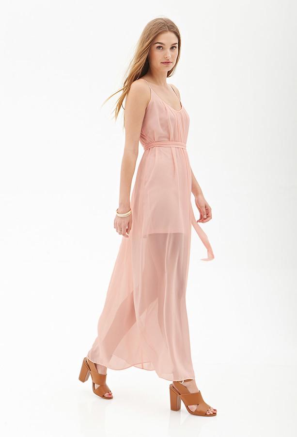 Forever 21 maxi dress uk