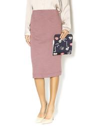 Pink midi skirt original 1474647