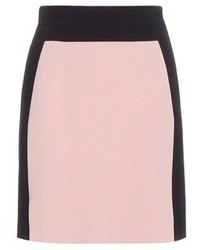 Emilio Pucci Stretch Wool Skirt