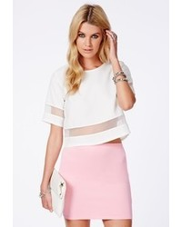 Ted Baker Skirt Juleen Boucle Mini | Where to buy & how to wear