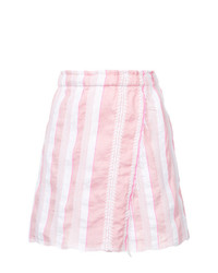 Lemlem Striped Mini Skirt