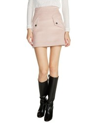 Two pocket a line miniskirt medium 5260017