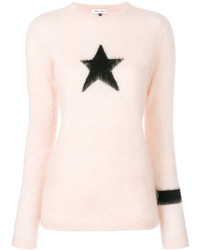 Star intarsia jumper medium 6793073