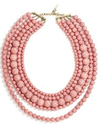 Globe multistrand beaded necklace medium 1158415