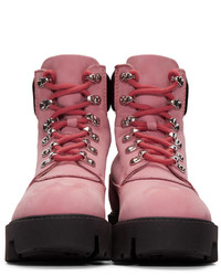 Acne Studios Rosa Telde Hiking Botas  Where to to Comprar & how to to wear 9275b9