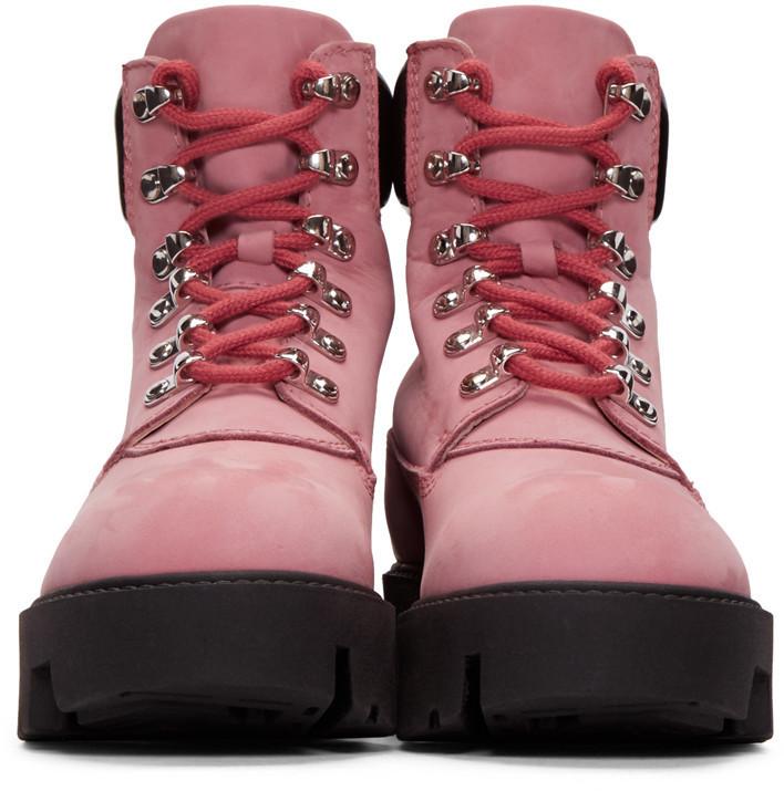 c39f73da999 Pink Telde Hiking Boots