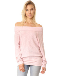 Free People Palisades Off Shoulder Top
