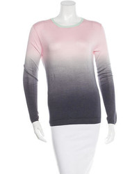 Christian Dior Ombr Wool Sweater