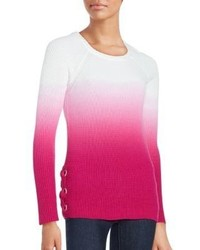 Saks fifth avenue ombre sweater medium 1253157