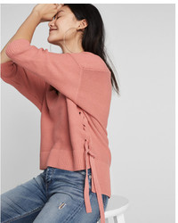 cd0e2760714 Women's Pink Oversized Sweaters by Express | Women's Fashion ...