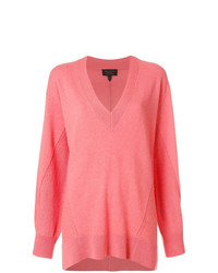 Rag & Bone V Neck Jumper