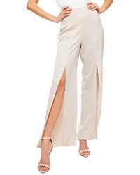 Missguided Split Front Trousers