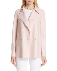 Pink pea coat original 1441599