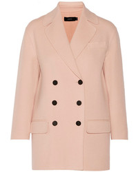 Joseph Jean Wool And Cashmere Blend Coat
