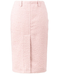 Marni Brushed Pencil Skirt