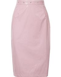 Fleur Du Mal Pvc Skirt