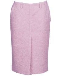 Marni Textured Pencil Skirt