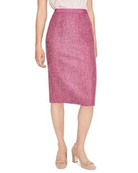 Boden Wool Pencil Skirt