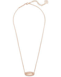 Kendra Scott Annika East West Pendant Necklace