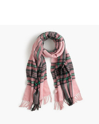 Plaid scarf medium 957051