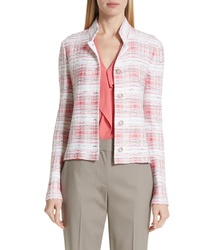 St. John Collection Becca Knit Jacket
