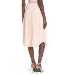 Chelsea28 Pleated Midi Skirt