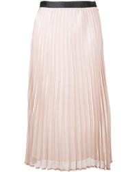 Pleated midi skirt medium 3727551