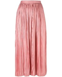Pleated midi skirt medium 846911