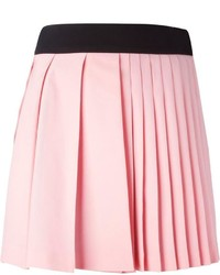 Fausto puglisi pleated mini skirt medium 309282