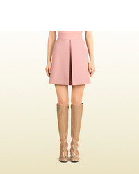 Gucci Inverted Pleat Skirt