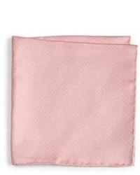 Brioni Silk Square Dot Pocket Square