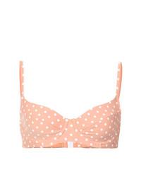 Onia X Weworewhat Lydia Bikini Top