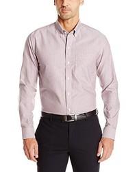 Pink Polka Dot Long Sleeve Shirt