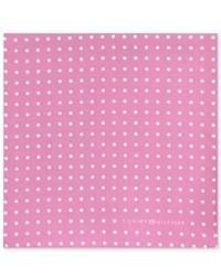 Tommy Hilfiger Pocket Square Color Dot