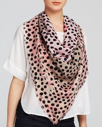 Marc by Marc Jacobs De Lite Dot Square Scarf