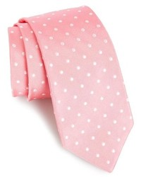 Gitman polka dot silk tie medium 144418