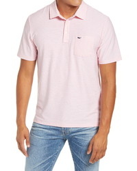 Vineyard Vines Cay Edgartown Regular Fit Polo