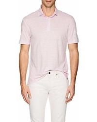 Napoleonerba Slub Linen Polo Shirt
