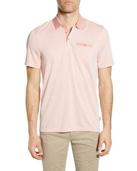 Ted Baker London Pique Pocket Polo