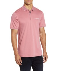 Ted Baker London Slim Fit Solid Polo