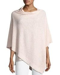 Organic linen slub poncho medium 3680158