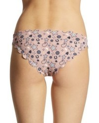 Marysia Swim Marysia Antibes Print Bikini Bottom